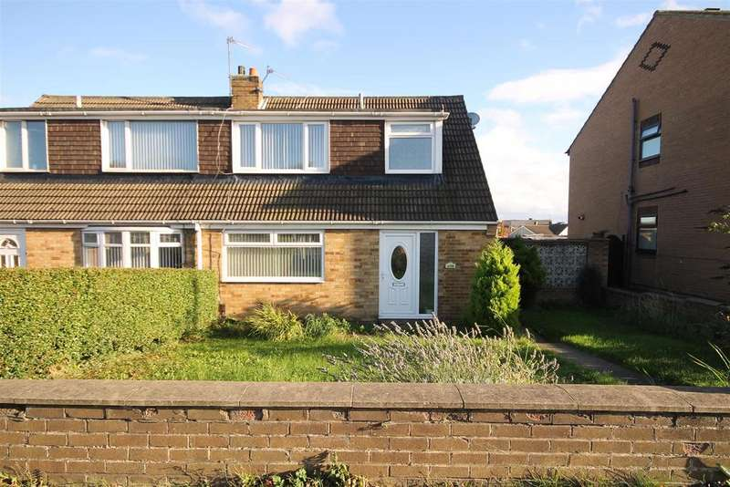 3 Bedrooms Semi Detached House for sale in Belle Vue Way, Hartlepool