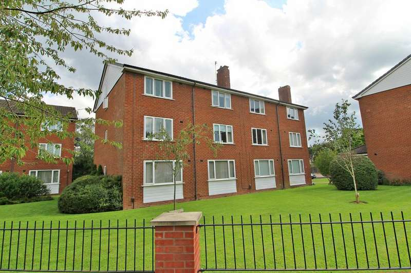 1 Bedroom Apartment Flat for sale in CHEADLE HULME (MARLBOROUGH COURT, GILLBENT ROAD)
