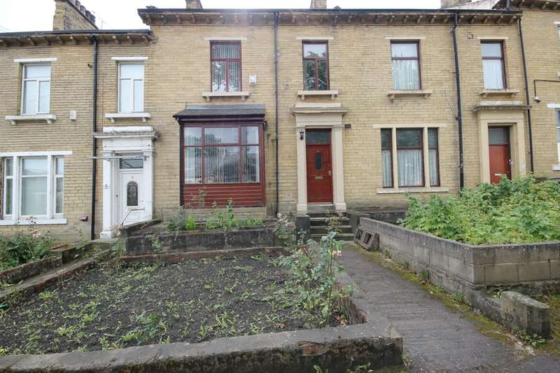 5 Bedrooms Terraced House for sale in Highfield Place, Bradford, West Yorkshire, BD8