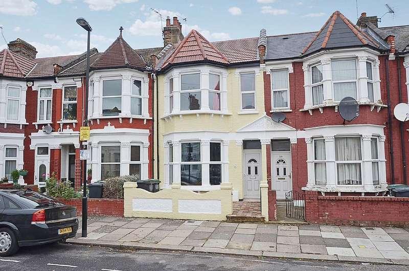 3 Bedrooms Terraced House for sale in Willingdon Road, Noel Park, London, N22 6SG
