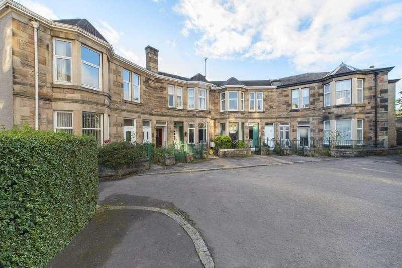 2 Bedrooms Flat for sale in 2 Balvaird Crescent, Rutherglen, Glasgow, G73 2PZ