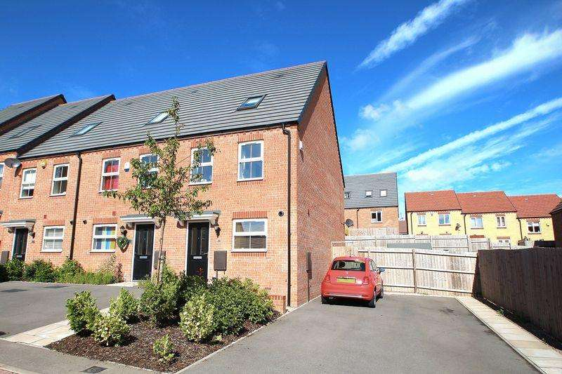 3 Bedrooms End Of Terrace House for sale in Cascade Way, Dudley