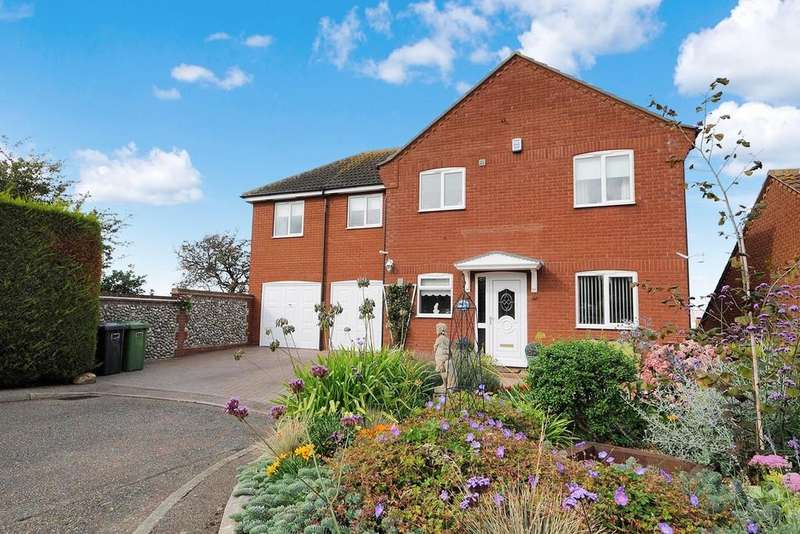 4 Bedrooms Detached House for sale in Orchard Close, Sheringham