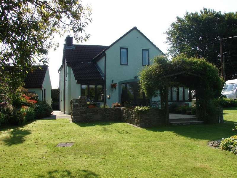 3 Bedrooms Detached House for sale in Seven Wells, Sardis, Saundersfoot