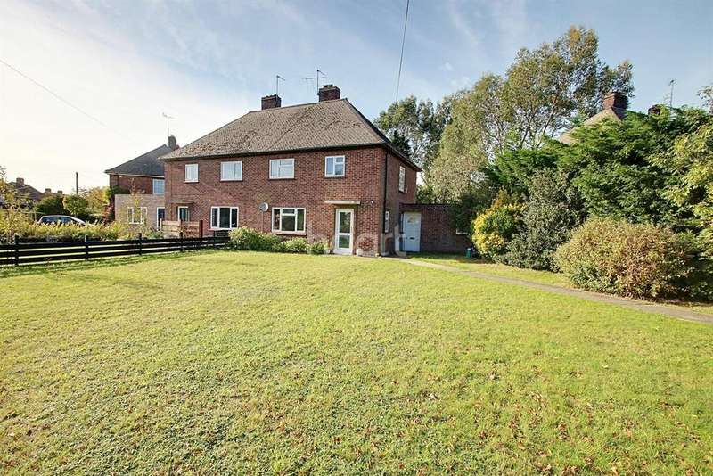 4 Bedrooms Semi Detached House for sale in Wivenhoe