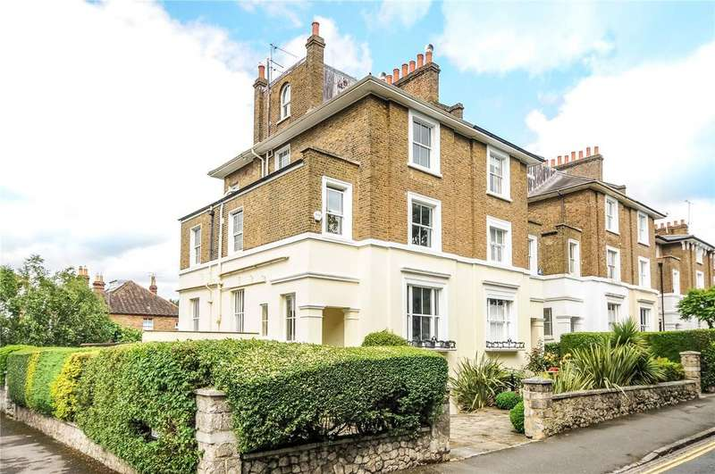 4 Bedrooms End Of Terrace House for rent in Claremont Road, Windsor, SL4