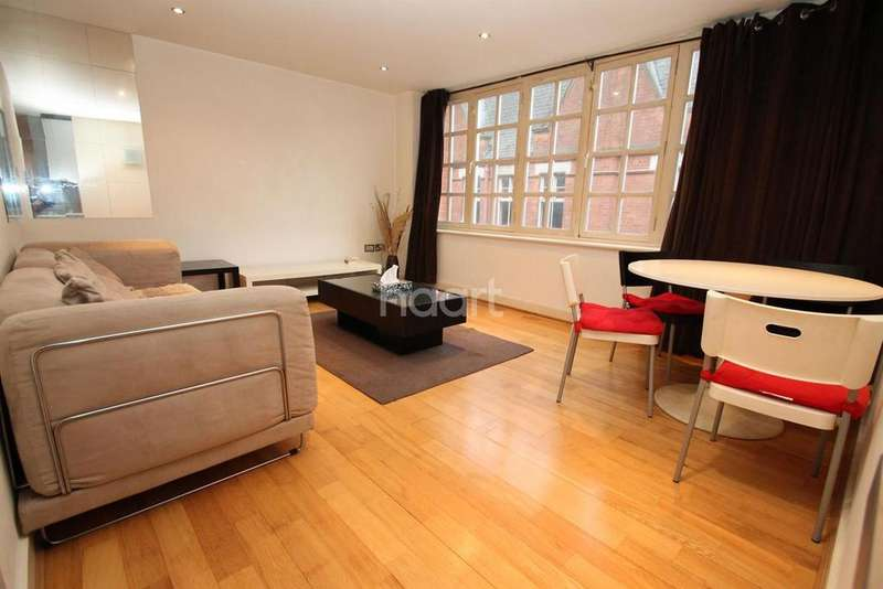 2 Bedrooms Flat for sale in The Print Room, Rupert Street, Leicester