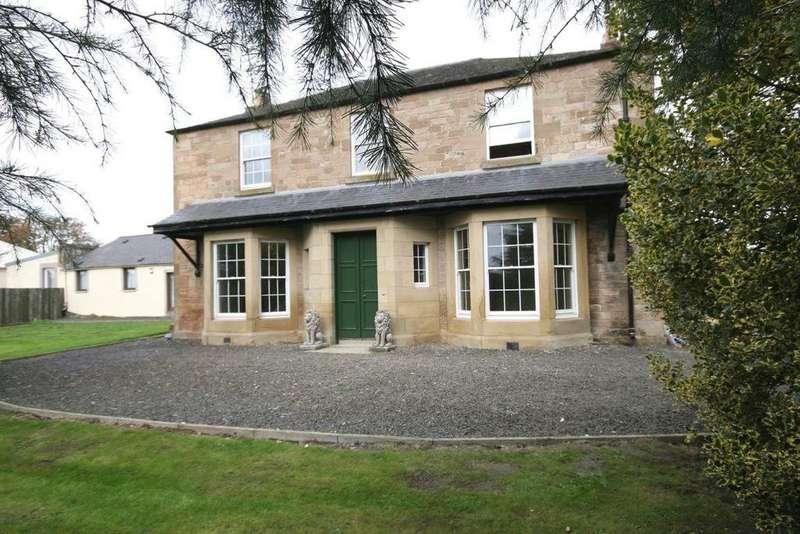 4 Bedrooms Detached House for rent in Gogarbank, Edinburgh