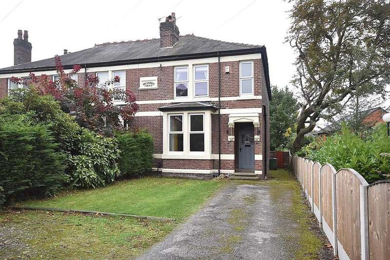 4 Bedrooms Town House for sale in Grammar School Road, Latchford