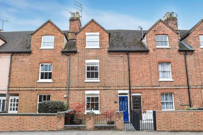 3 Bedrooms Property for sale in Exbourne Road, Abingdon