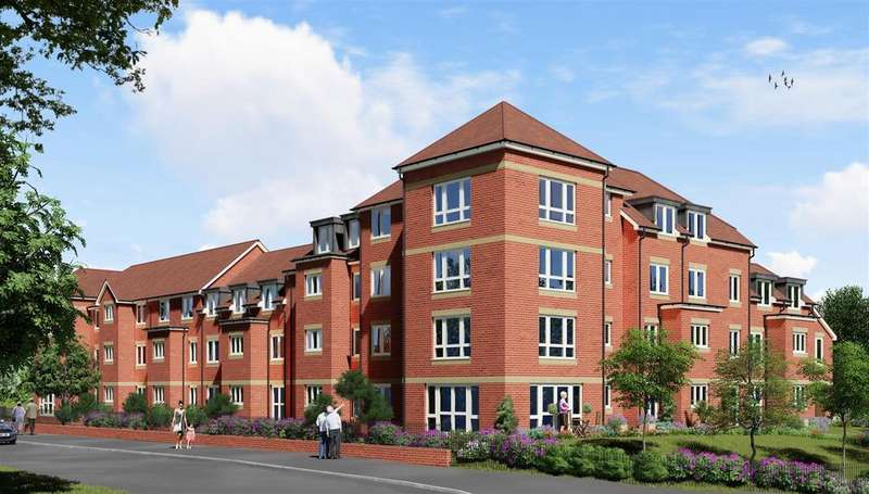 1 Bedroom Apartment Flat for sale in Wolverhampton Road South, Quinton