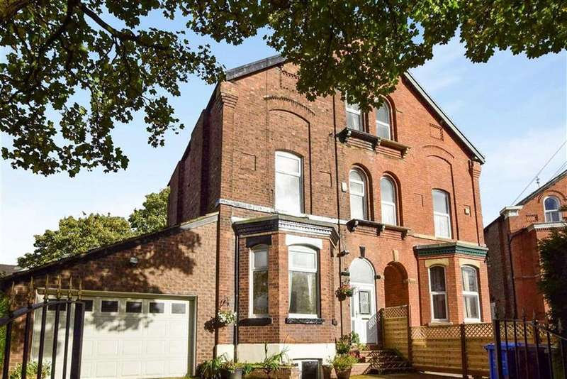 6 Bedrooms Semi Detached House for sale in Woodlands Road, Sale, M33