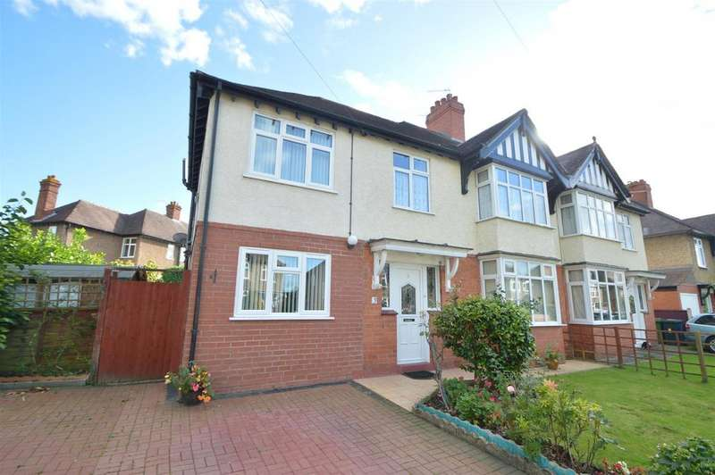 5 Bedrooms Semi Detached House for sale in 3 Woodfield Avenue, Copthorne, Shrewsbury SY3 8HT