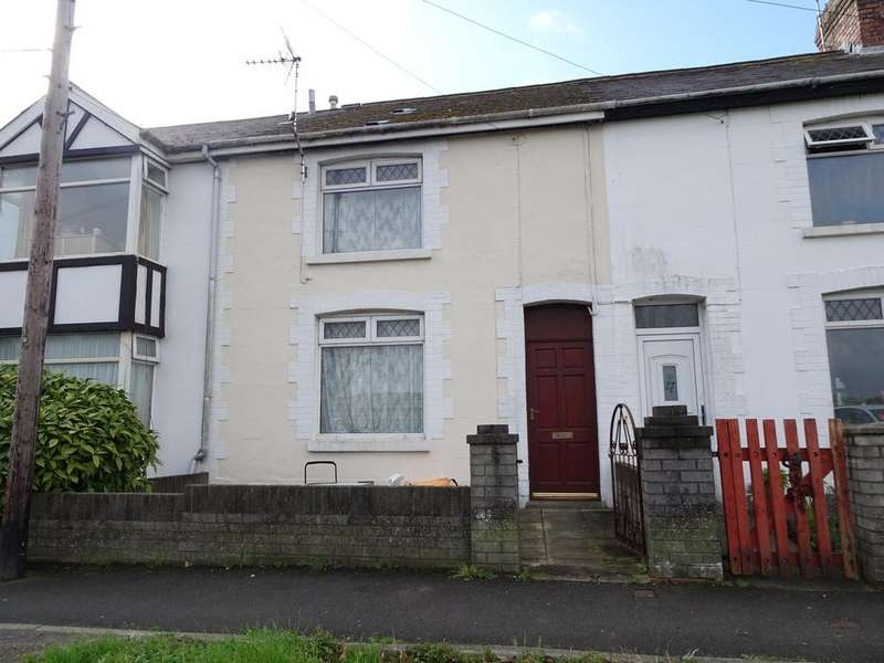 2 Bedrooms Terraced House for sale in NEWTON NOTTAGE ROAD, PORTHCAWL, CF36 5EE