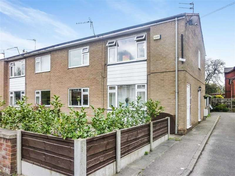 2 Bedrooms Maisonette Flat for sale in Alma Road, Sale, M33