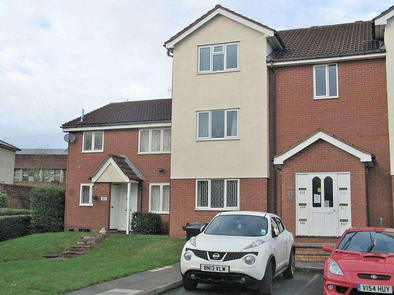 2 Bedrooms Apartment Flat for sale in Foxdale Drive, Brierley Hill DY5 3GX