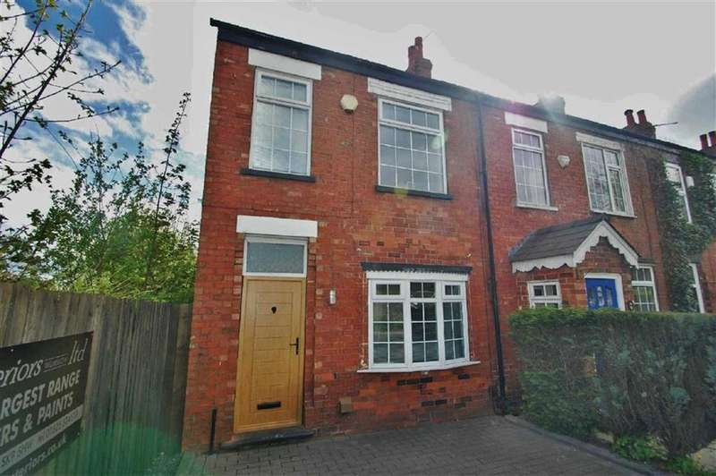 3 Bedrooms End Of Terrace House for sale in Stanley Road, Cheadle Hulme, Cheshire