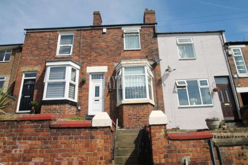 3 Bedrooms Terraced House for sale in Regent Street, Kimberworth