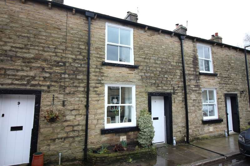 2 Bedrooms Terraced House for sale in Bowker Street, Ramsbottom, Bury, BL0