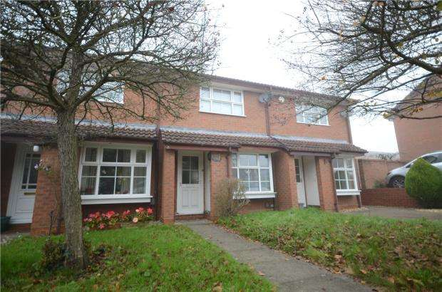 2 Bedrooms Terraced House for sale in Fernhurst Road, Calcot, Reading