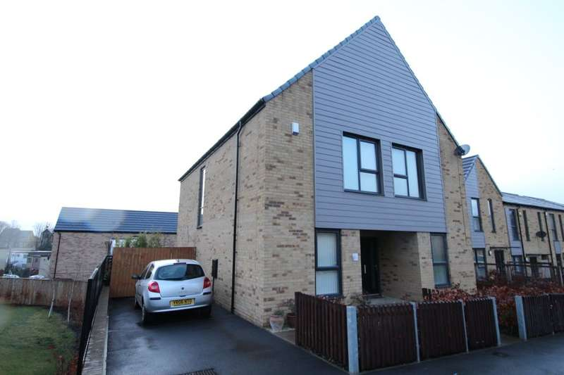 3 Bedrooms Semi Detached House for sale in Tower Rise, Sheffield, S2