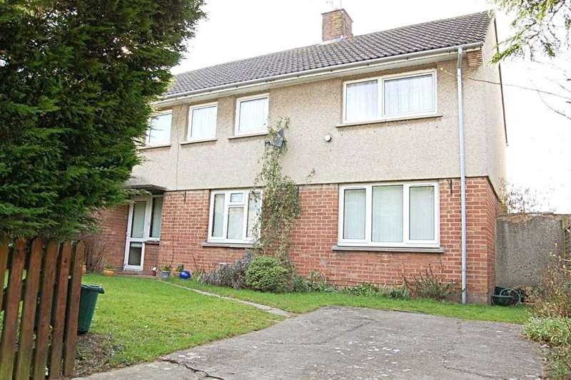 2 Bedrooms Flat for sale in Lincoln Close, Keynsham, Bristol, BS31