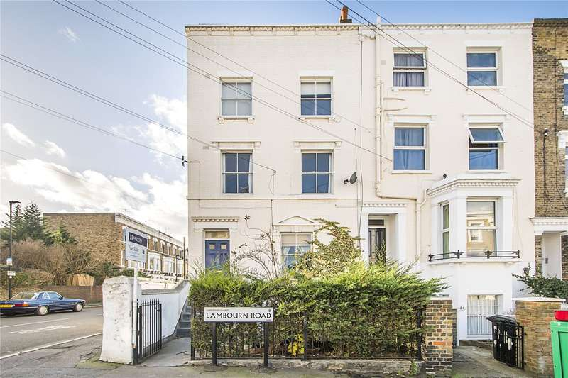 1 Bedroom Flat for sale in Lambourn Road, London, SW4