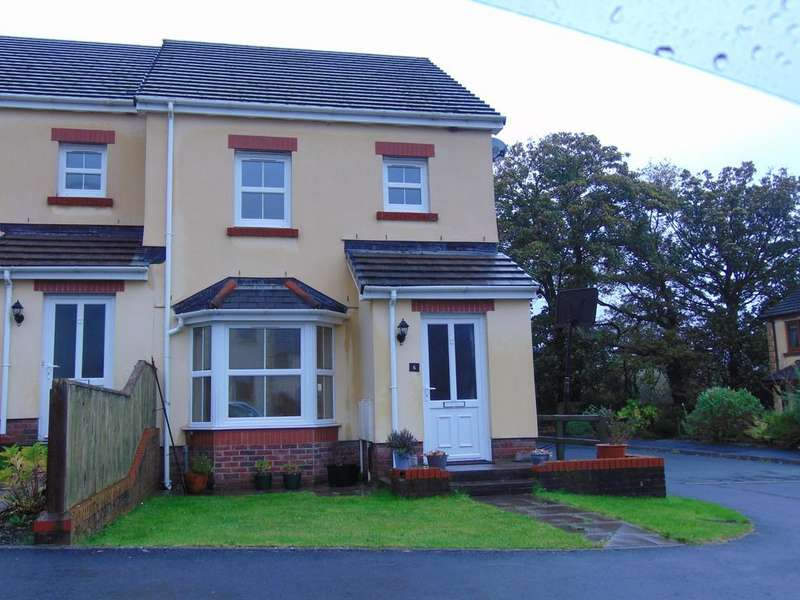 4 Bedrooms End Of Terrace House for sale in Llygad Y Ffynnon, Five Roads