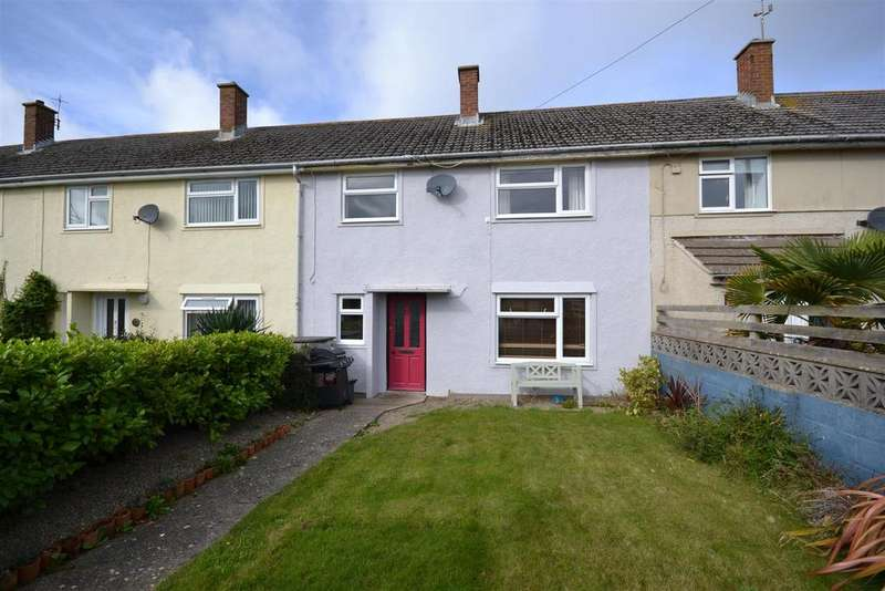 3 Bedrooms Terraced House for sale in St Davids