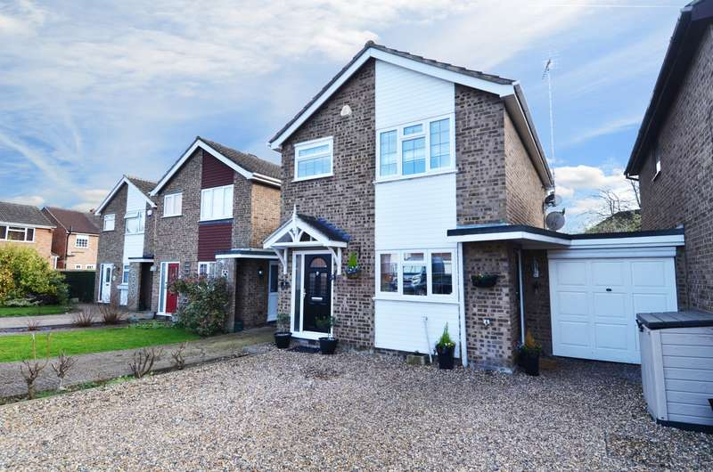 3 Bedrooms Link Detached House for sale in Conway Close, Loudwater, HP10