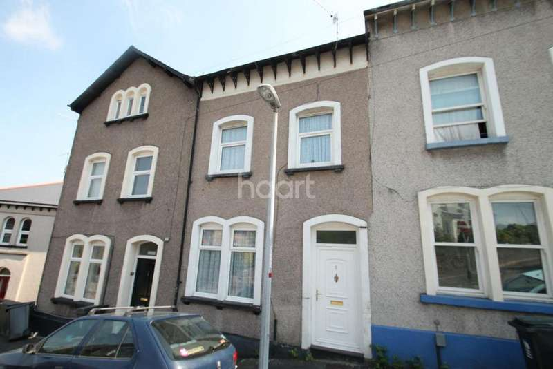 6 Bedrooms Terraced House for sale in Clyffard Crescent, Newport