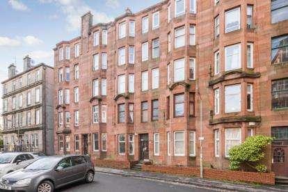 1 Bedroom Flat for sale in Springhill Gardens, Glasgow, Lanarkshire