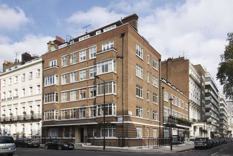 2 Bedrooms Apartment Flat for sale in Radnor Lodge, City Of Westminster