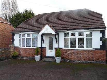 2 Bedrooms Bungalow for sale in Littleover Crescent, Littleover, Derby, Derbyshire