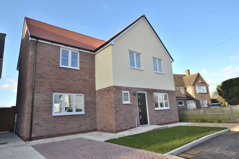 4 Bedrooms Detached House for sale in Bredons Hardwick, Tewkesbury