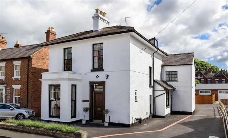 5 Bedrooms Detached House for sale in Trinity Street, Belle Vue, Shrewsbury, Shropshire
