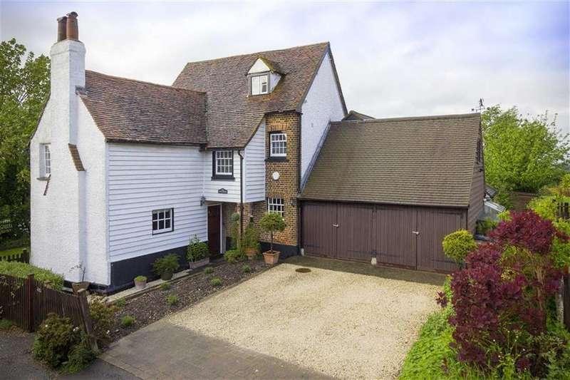 5 Bedrooms Detached House for rent in West End Lane, Essendon, Hertfordshire