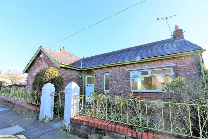 1 Bedroom Bungalow for sale in School Lane, Wallasey, CH44 2DW