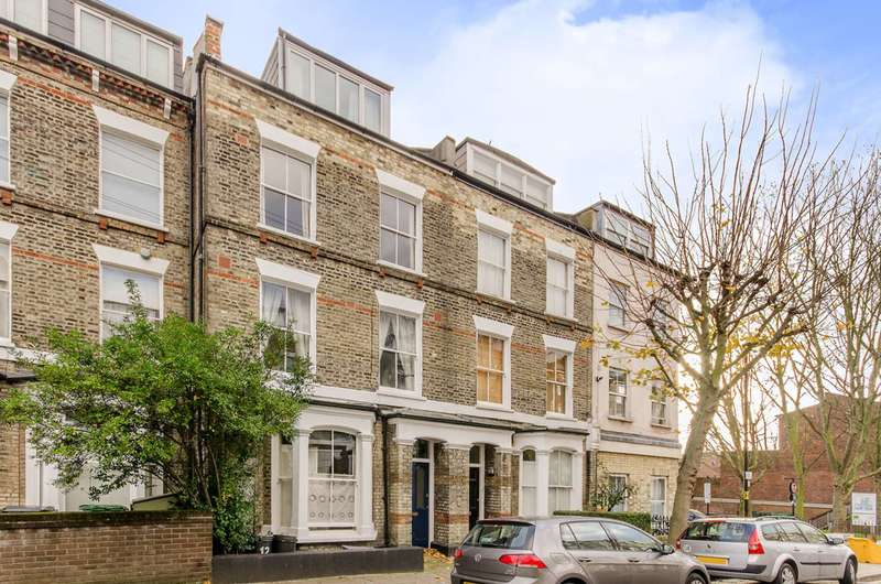 1 Bedroom Flat for sale in Moray Road, Finsbury Park, N4