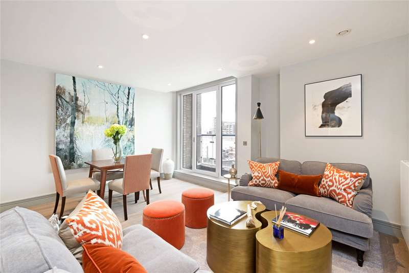 3 Bedrooms Flat for sale in Ivory House East, Plantation Wharf, Battersea, London, SW11
