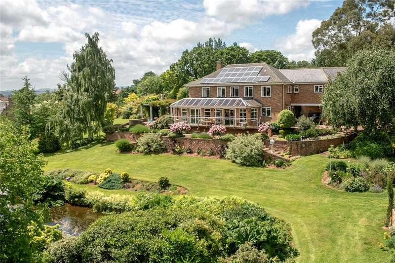 6 Bedrooms Detached House for sale in Lodes Lane, Kingston St. Mary, Taunton, Somerset