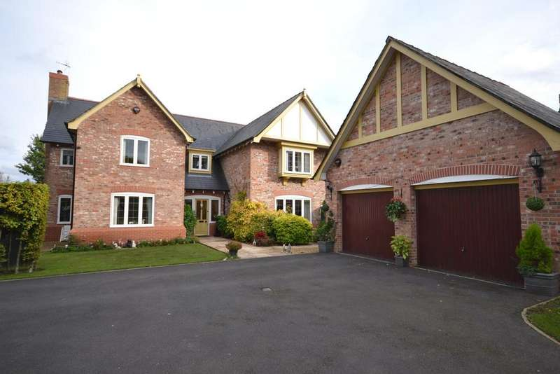 5 Bedrooms Detached House for sale in Chelford Road, Alderley Edge