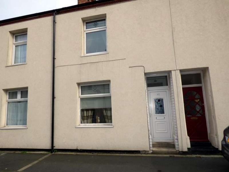 2 Bedrooms Terraced House for sale in Tarring Street, Stockton-On-Tees, TS18