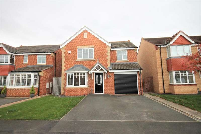 4 Bedrooms Detached House for sale in Lyme Park, Ingleby Barwick, Stockton-On-Tees