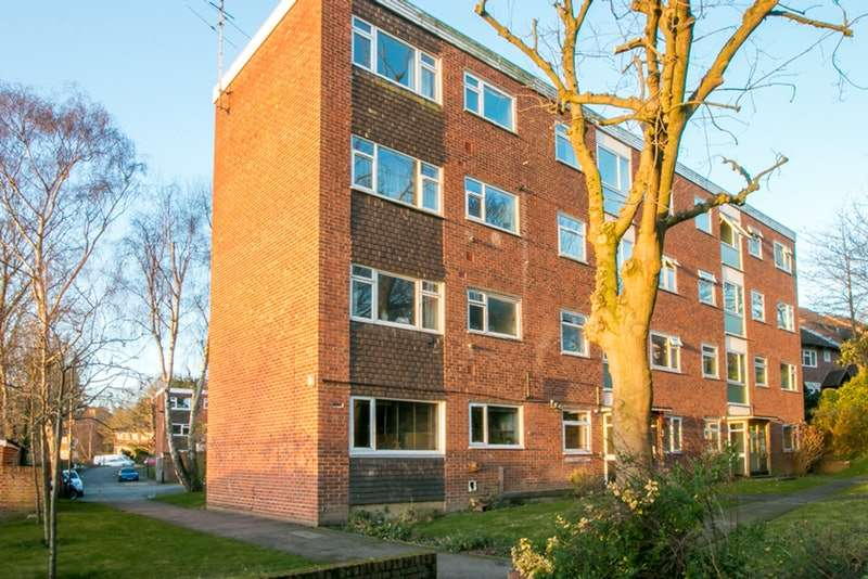 2 Bedrooms Flat for sale in Heathedge, London, London, SE26