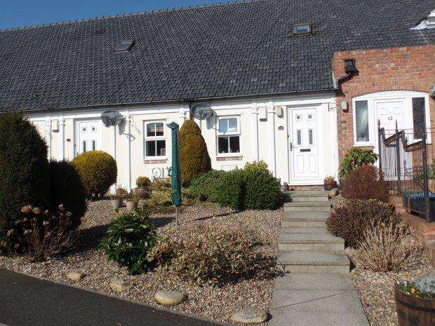 2 Bedrooms Terraced House for sale in THE CLOISTERS, WINGATE, PETERLEE AREA VILLAGES