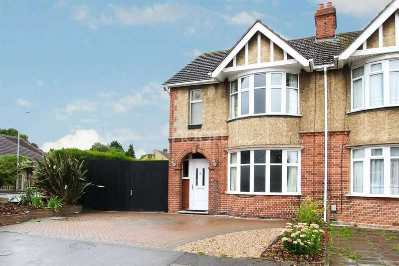 3 Bedrooms Semi Detached House for sale in The Avenue, Luton, LU4