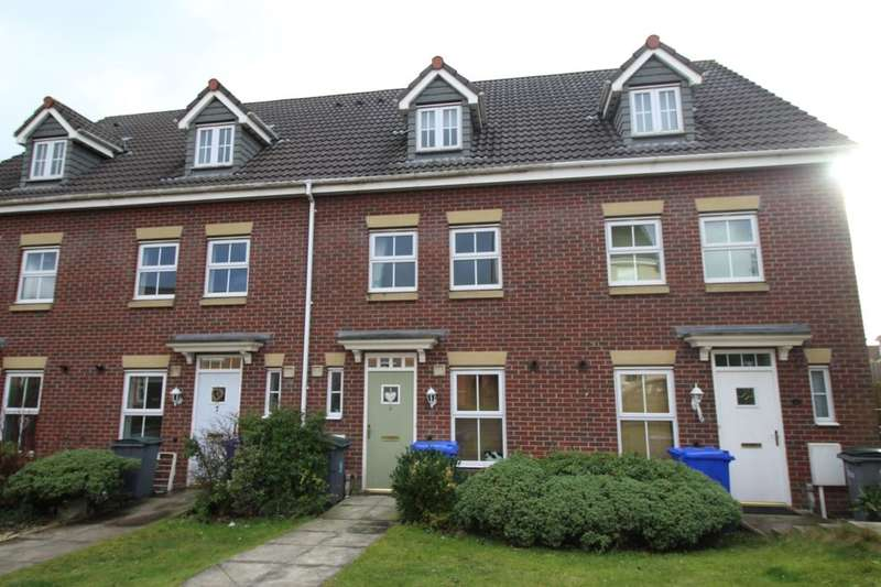 3 Bedrooms Property for sale in Chillington Way, Stoke-On-Trent, ST6