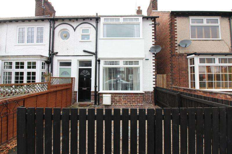 3 Bedrooms Terraced House for sale in St Marks Road, Saltney