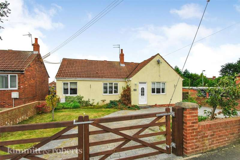 2 Bedrooms Detached Bungalow for sale in West Lane, South Hetton, County Durham, DH6